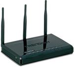 CeBIT: Trendnet überträgt mit 450 MBit/s bei Wireless-N