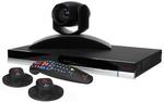 Polycom mit preiswertem Einstiegssystem für Video-Konferenzen