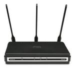 Günstige Einreisekontrolle mit Dual-Band-Router für 11n von D-Link
