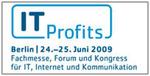 Virtualisierung von A bis Z auf der »IT Profits 2009«