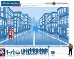 Frankfurt erhält als erste deutsche Stadt eine »virtuelle Straße«