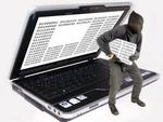 Computeranwender lassen sich von Cyberkriminellen erpressen