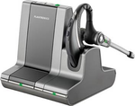 Ein Headset für Tischtelefon und PC-Softphone von Plantronics