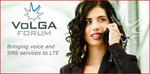 Volga-Forum will Sprache über schnelle LTE-Mobilfunkverbindungen transportieren