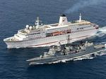 Piraten bedrohen Unterseekabel vor Afrikas Küste