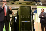 Hewlett-Packard mit Komplettangebot für das Rechenzentrum