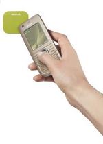 Nokias 6216 ermöglicht bargeldloses Bezahlen