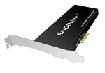 Super Talent mit Flash-Speicher-Disk für den PCI-Express-Steckplatz