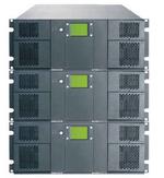 Bis 91 Terabyte in einer Storagelibrary bei Tandberg Data
