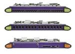 Bis zu 512 10-Gigabit-Ports in einem Switch bei Extreme