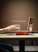 McDonalds: WLAN-Nutzer essen zu wenig Burger