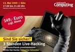 Hacking-Night: Wie sicher sind Ihre Netze?