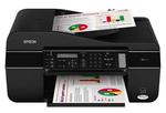 Epson Stylus Office BX13410FN: Multitalent für das Home-Office