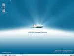 Managed-Desktop als virtuelle Maschine von Liscon