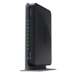 Wireless-N-Router von Netgear mit NAS-Funktionen