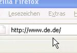 Ansturm auf Kurz-Domains