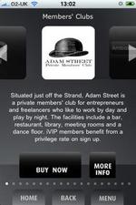 iPhone-App für Millionäre