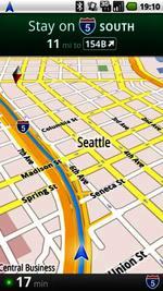 Branche sieht kostenlose Google-Navisoftware gelassen