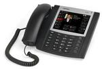 Großer farbiger Touchscreen für SIP-Telefon von Aastra