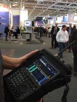 Bundesnetzagentur jagt auf der CeBIT Frequenzsünder