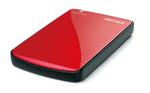 Nicht so empfindlich: mobile SSD-Festplatte von Buffalo