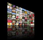 Internet und TV werden eins im Wohnzimmer