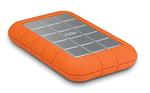 LaCie mit mobiler e-SATA-Festplatte für raue Umgebungen
