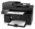 HP Laserjet M1212nf: Kompakter Alleskönner fürs kleine Büro