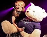 Kylie Minogues Teddy ist zu sexy für Facebook