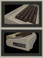 Commodore: Neuer C64 ab Mai verfügbar