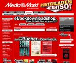 Media Markt startet E-Book-Downloads