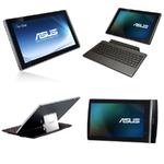 Asus: Vierfacher Angriff auf das iPad