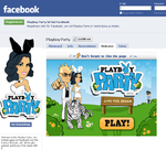 Facebook: Playboy lässt die Social Bunnies los
