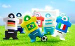 Zur WM: Flagge zeigen mit USB-Stick