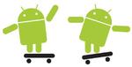 Android zieht der Konkurrenz davon