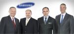 Samsung ordnet Führungsteam neu