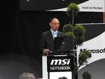 Werner Dao verlässt MSI