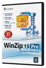 WinZip 15 ist da