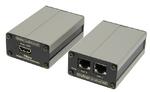 HDMI-CAT-Extender überbrückt lange Strecken