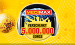 Medimax verschenkt Musik-Downloads