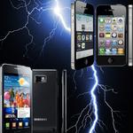 Samsung zieht gegen das iPhone 4S vor Gericht