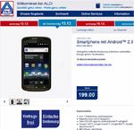 Medion Androidmodell im Aktionsangebot