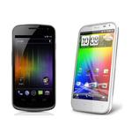 HTC vs Samsung: Kampf der Android-Titanen