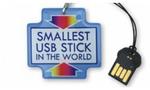 Kleinster USB-Stick der Welt