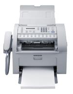 Samsung macht Faxen