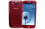 Feuriges Samsung Galaxy S3