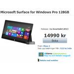 Schwedischer Onlineshop verrät Surface-Preise