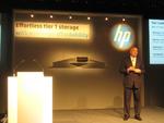 HP krempelt das Storage-Portfolio um