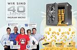 Ingram Micro feiert mit einem »Goldrausch« Jubiläum