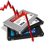 SSDs erreichen HDD-Preisniveau